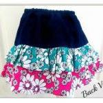 Sewing Pattern Girls Skirt, Pdf Pat..