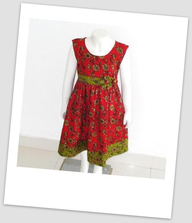 Sewing Pattern Girls Dress, Pdf Sewing Pattern, Caroline Summer ...